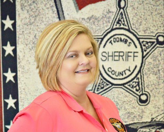 Lieutenant Darlene Smith