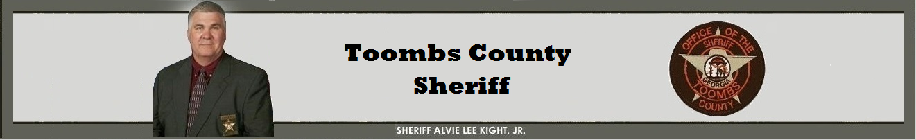 Toombs County Sheriff